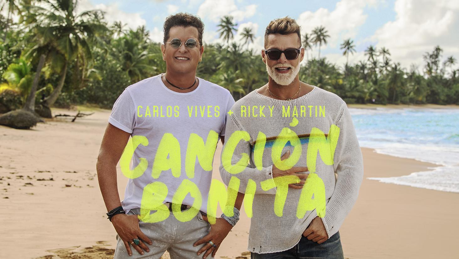 Canción Bonita ft Ricky Martin